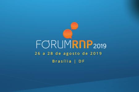 Fórum RNP - 8ª edição 2019